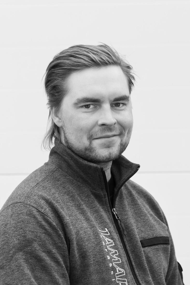 Arvid Kalliokoski : Asentaja